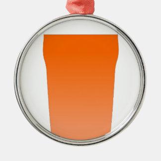 Ale bitter beer metal ornament