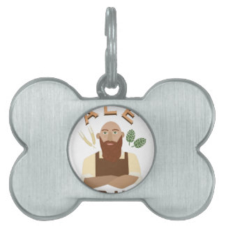 Ale For All! Pet Tag