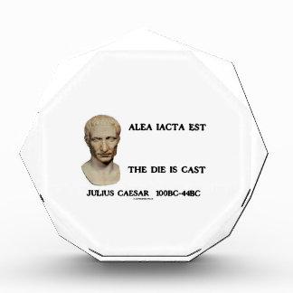 Alea Iacta Est el dado es César echado
