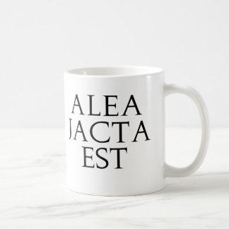 Alea Jacta Est Taza Clásica