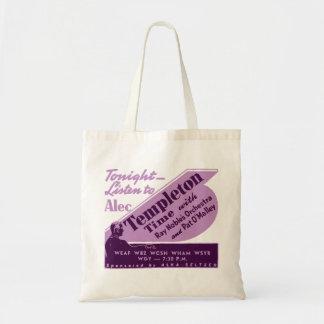Alec Templeton Time Bag