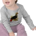 Alectroenas Nitidissima Infant Long Sleeve T-Shirt