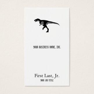 Alectrosaurus Dinosaur Business Card