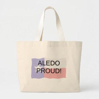 Aledo Proud Canvas Bag