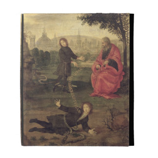 Alegoría, c.1485-90 (aceite en el panel)