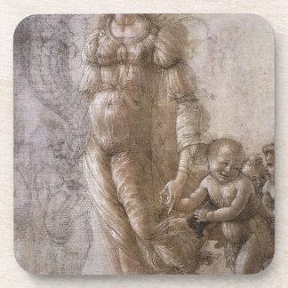 Alegoría de la abundancia de Sandro Botticelli Posavaso