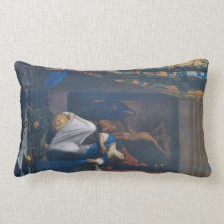 Alegoría de la fe de Juan Vermeer Cojin