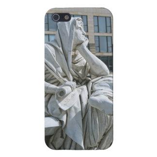 Alegoría de la filosofía del monumento de Schiller iPhone 5 Protector