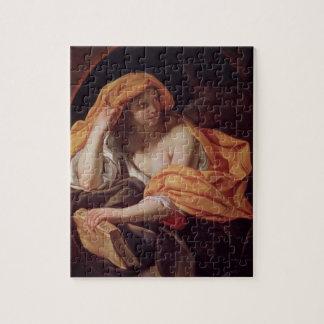 Alegoría de la filosofía rompecabezas con fotos
