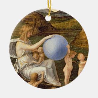 Alegoría de la fortuna cambiante, o melancolía (ac ornamentos para reyes magos