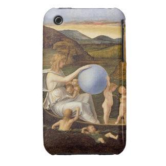 Alegoría de la fortuna cambiante, o melancolía (ac Case-Mate iPhone 3 protectores