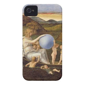 Alegoría de la fortuna cambiante, o melancolía (ac iPhone 4 Case-Mate funda