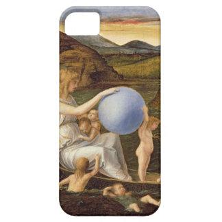 Alegoría de la fortuna cambiante, o melancolía (ac iPhone 5 Case-Mate coberturas