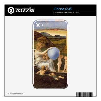 Alegoría de la fortuna cambiante, o melancolía (ac iPhone 4S calcomanías