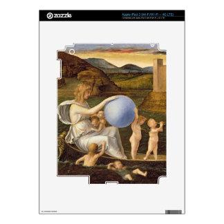 Alegoría de la fortuna cambiante, o melancolía (ac iPad 3 pegatinas skins