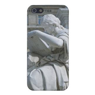Alegoría de la historia del monumento de Schiller  iPhone 5 Protectores
