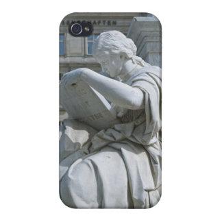 Alegoría de la historia del monumento de Schiller  iPhone 4 Cobertura