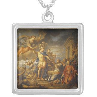 Alegoría de la paz del AIX-la-Chapelle, 1761 Collar Personalizado