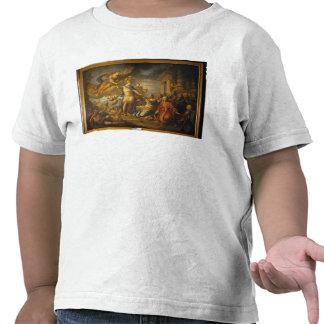 Alegoría de la paz del AIX-la-Chapelle, 1761 Camisetas