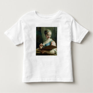 Alegoría de la pintura t shirt