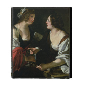 Alegoría de la pintura y de la arquitectura, c.162