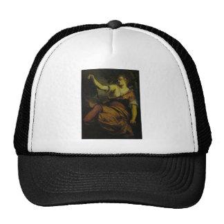 Alegoría de la prudencia por Tintoretto Gorro