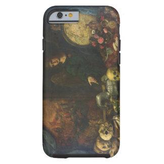 Alegoría de la vanidad, 1650-60 (aceite en lona) funda de iPhone 6 tough