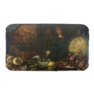 Alegoría de la vanidad, 1650-60 (aceite en lona) iPhone 3 Case-Mate cárcasa