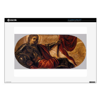 Alegoría de los di San Teodoro Tintoretto de Portátil Calcomanía