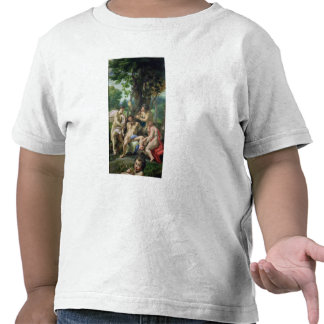Alegoría de los vicios, 1529-30 camiseta