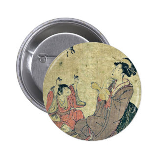 Alegoría del sabio chino por Utagawa Toyohiro Pin