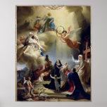 Alegoría en honor del nacimiento de Enrique de Póster