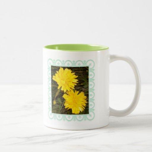 alegre, soleado, placer taza de café