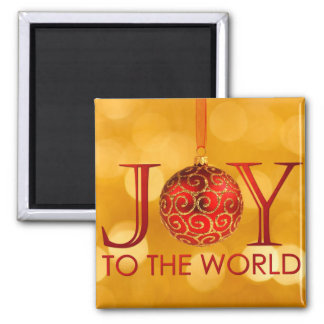 Alegría al imán del mundo