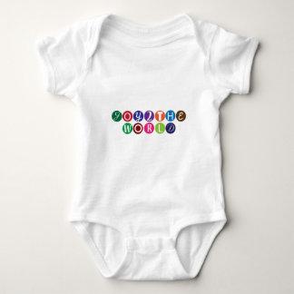 Alegría al mundo mameluco de bebé