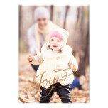 Alegría al mundo - tarjeta de la foto del día de f comunicado personal