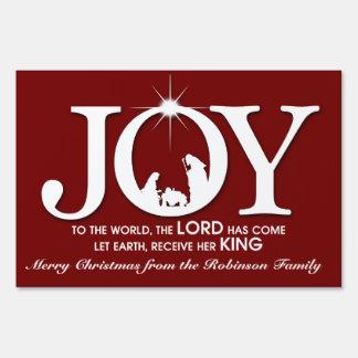 Alegría al navidad del mundo el | carteles