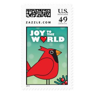 Alegría al sello del mundo