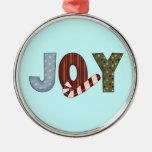 Alegría Christms Orinament Ornamentos De Navidad
