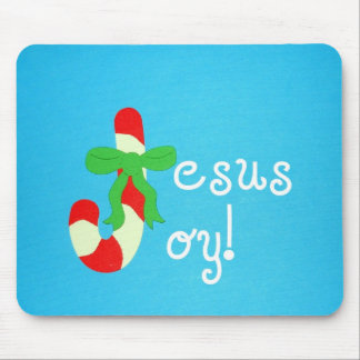 ¡Alegría de Jesús! Tapete De Ratones