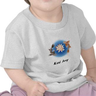 Alegría de Koi Camiseta