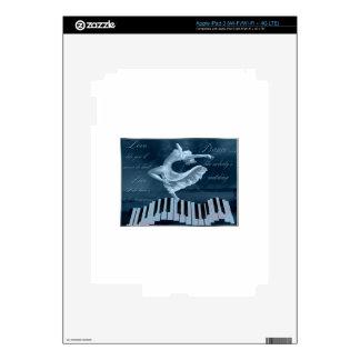Alegría de la danza iPad 3 skin