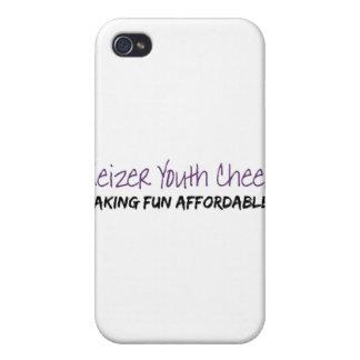 Alegría de la juventud de Keizer iPhone 4 Funda