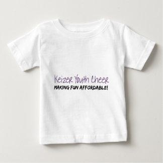 Alegría de la juventud de Keizer Playeras