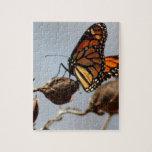 Alegría de la mariposa puzzle
