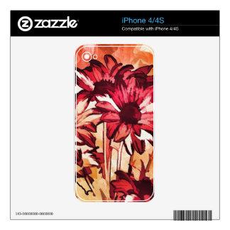 alegría de la primavera skin para el iPhone 4S