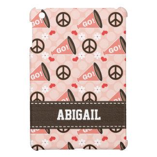 Alegría del amor de la paz iPad mini protectores
