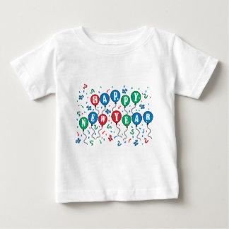 Alegría del globo remeras