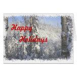 Alegría del navidad felicitacion
