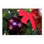 Alegría del navidad tarjeta postal